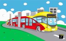 Fondo de Pantalla Mi Bus